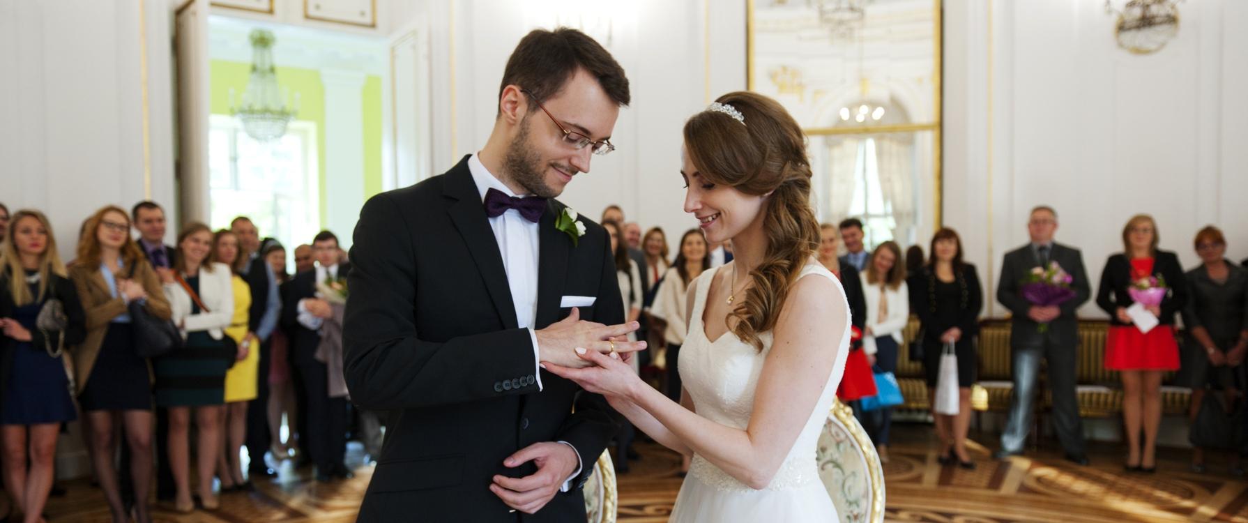 Ślub Uli i Kacpra